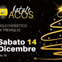 news SAVE THE DATE: 14 DICEMBRE NATALE ACOS!